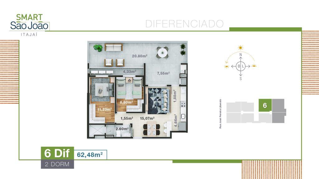 CK - SMART SAO JOAO - PLANTA DIFERENCIADO 6