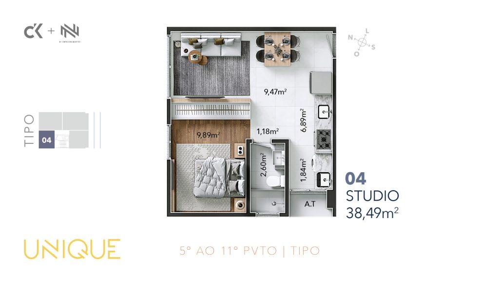 CK - UNIQUE - PLANTAS - TIPO - FINAL 04